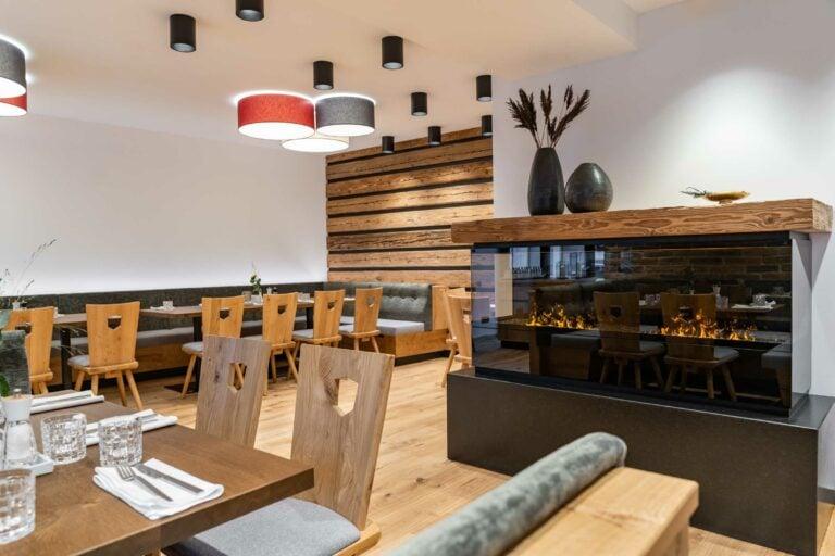 Karnbachs Restaurant Kaminstube